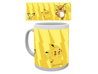 Mugg - Pokemon - Pikachu Evolve (MG0189)