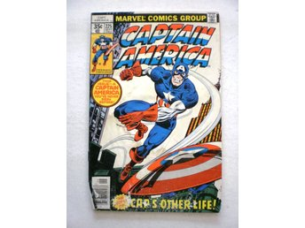 US Marvel - Captain America vol 1 # 225 in 2.0