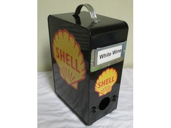 Shell bag in box plåt ord 299 Nu 199:-