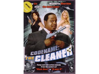 Codename: The Cleaner / DVD /Cedric the Entertainer/Lucy Liu