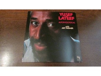YUSEF LATEEF WITH ART FARMER - AUTOPHYSIOPSYCHIC - LP - 1977
