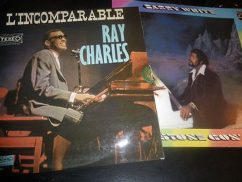 2 lpn soul ray charles-barry white