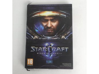 Blizzard Entertainment, Spel, Starcraft Wings of liberty