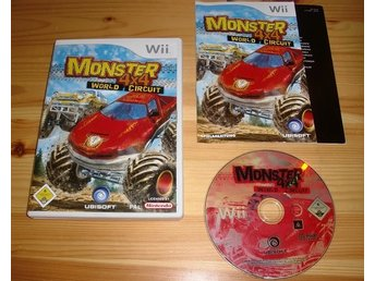 Wii: Monster 4x4 World Circuit