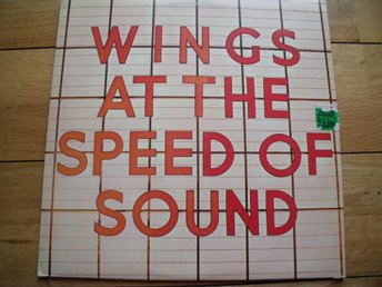 Wings / At the speed of sound