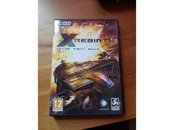 Xrebirth Pc spel