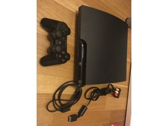 Sony PS3 slim 320gb CECH-2503B