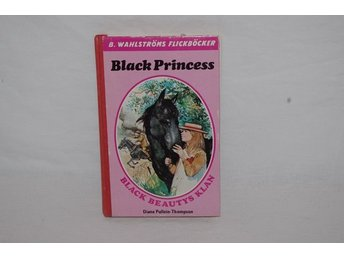 Bok Black Princess Black Beautys Klan - Diana Pullein-Thompson