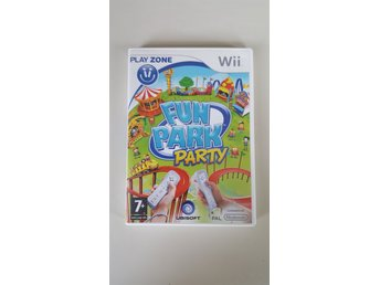 Fun Park Party spel Wii