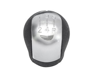 5 Speed Gear Shift Knob Chrome for Vauxhall Opel Vectra C...