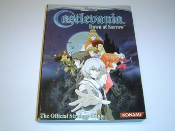 Castlevania Dawn of Sorrow Guide *NYTT*