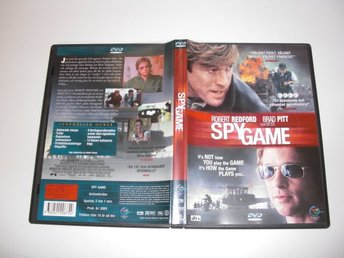 Spy Game - Robert Redford - Brad Pitt