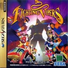 Fighting Vipers - Japan (Nytt och inplastat spel) - Saturn