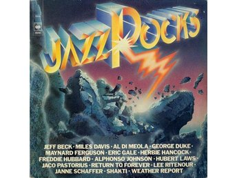 Jazz Rocks - 2LP Vinyl