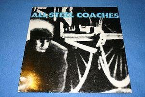 All Steel Coaches - All Steel Coaches - LP Vinyl