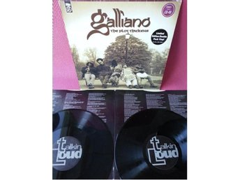 GALLIANO - THE PLOT THICKENS 2-LP LIMITED EDITION