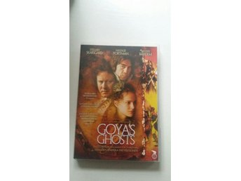 Dvd film Goyas Ghost
