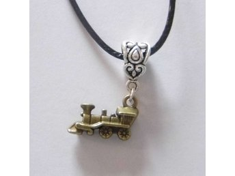 Tåg halsband / Train necklace