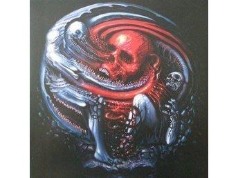 SIX FEET UNDER-Unborn-Ny LP LTD 500ex 180g Black Vinyl+Poster-Death Metal - Västerås - SIX FEET UNDER-Unborn-Ny LP LTD 500ex 180g Black Vinyl+Poster-Death Metal - Västerås