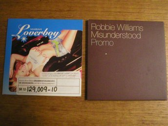 MARIAH CAREY + ROBBIE WILLIAMS , 2 ST PROMO CDS