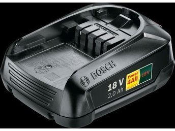 Bosch pba 18 v 2,0 ah.batteri Power4All batteri.passar många maskiner ..