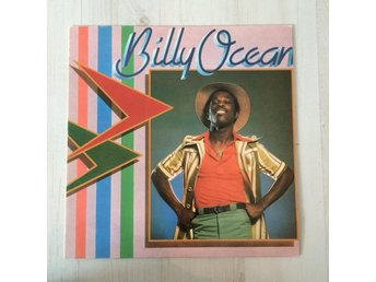 BILLY OCEAN - BILLY OCEAN. (LP)