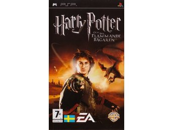 PSP - Harry Potter och den Flammande Bägaren (Goblet of Fire) (Beg)