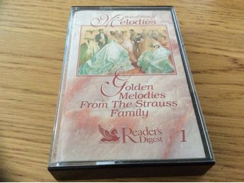 Golden Melodies from The strauss Family