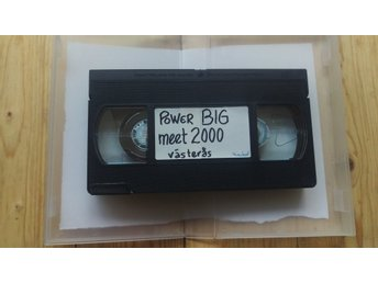 Power Big Meet 2000 - VHS