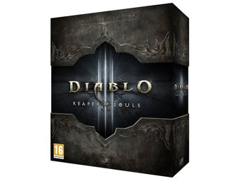 Diablo III (3) Reaper of Souls - Collectors Edition (For PC & Mac)