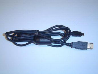 Laddarkabel Original USB Handkontroll Sony Playstation 3 PS3 1,4 *NYTT*