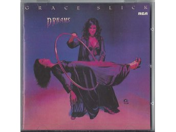 Grace Slick (Jefferson Airplane) - Dreams/CD