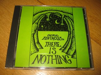 OZRIC TENTACLES - There is nothing CD 1986/1993