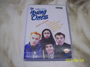 The Young ones - Series one - DVD-BOX