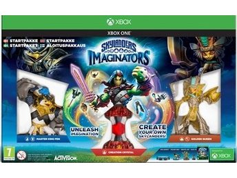Skylanders Imaginators Xbox One Startpakke