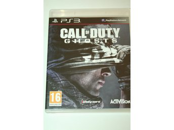 Call of Duty - Ghosts (PS3 - Playstation 3)