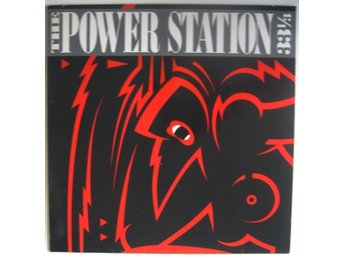The Power Station - The Power Station 33? (Robert Palmer) NM-