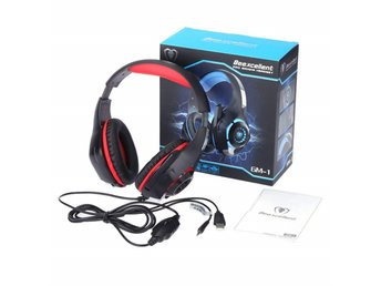 Beexcellent Pro Gaming Headset GM-1/ Gaming Hörlurar