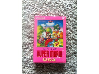Super Mario 2 (USA), för Super Famicom (Japanska Super Nintendo)