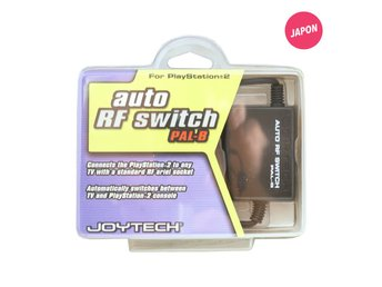 Joytech Auto RF Switch PAL-B (PS2)