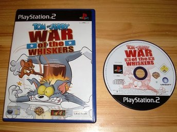 PS2: Tom and Jerry in War of the Whiskers