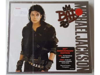 MICHAEL JACKSON  - BAD 25    2 CD     INPLASTAD