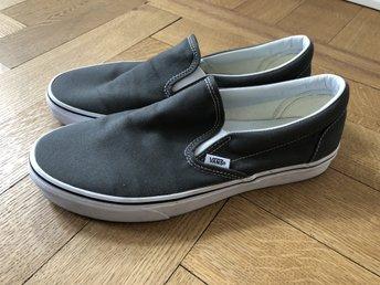 8284933075b VANS skor sneakers strl 44 (347238826) ᐈ Köp på Tradera