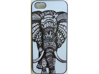 Iphone 5 / 5S Skal - Elefant - Aztek
