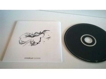 Coldplay - Clocks, single CD