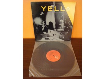 Yello: Pumping Velvet-No More Words-Lost Again-Bostich. 12""
