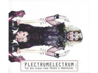 Prince & 3RDEYEGIRL - Plectrumelectrum (2014) CD, Warner/NPG, New and sealed