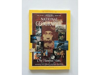 National Geographic vol. 173 no. 1 Jan 1988 English, Our Society's Founding...