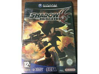 Shadow the Hedgehog till Gamecube