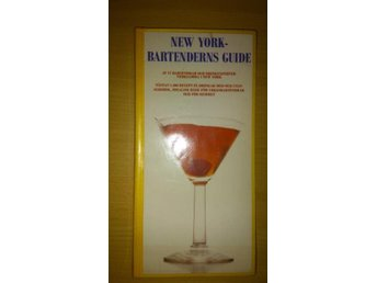 Newyorkbartenderns guide